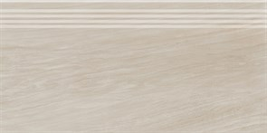 SG226000R/GR Ступень Слим Вуд беж светлый обрезной 30х60х9