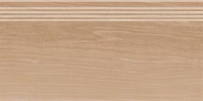 SG226200R/GR Ступень Слим Вуд беж темный обрезной 30х60х9