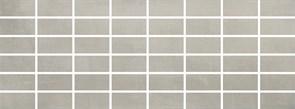 MM15112 Декор Пикарди серый мозаичный 15х40х8
