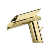 Смеситель золотой Paini Morgana 73OP211 для раковины