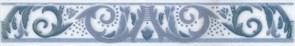 AR161/7108T Бордюр Парча 20х3х8