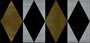NT/A217/16013 Декор Граньяно золото 7,4х15х6,9