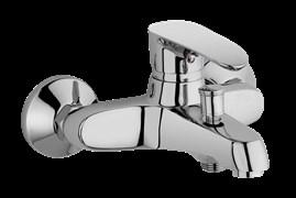 Смеситель хром Paini Palermo PACR111KM для ванны