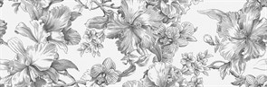 14018R/3F Декор Монфорте Цветы обрезной 40х120