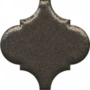 OS/A45/65001 Декор Арабески котто металл 6,5х6,5х7