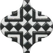 OS/A25/65000 Декор Арабески глянцевый орнамент 6,5х6,5х7
