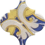 OP/A160/65000 Декор Арабески Майолика орнамент 6,5х6,5х7