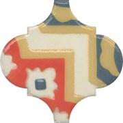 OS/A41/65000 Декор Арабески Майолика орнамент 6,5х6,5х7