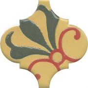 OS/A38/65000 Декор Арабески Майолика орнамент 6,5х6,5х7