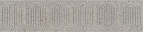 OP/B206/12137R Бордюр Безана серый обрезной 25x5,5x9