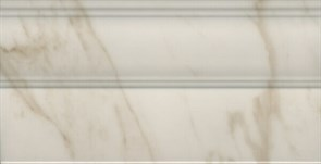 FMA025R Плинтус Карелли беж светлый обрезной 30x15x17