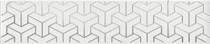 AD/A569/6397 Бордюр Ломбардиа белый 25x5,4x8