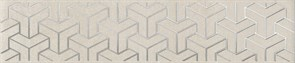 AD/E569/6401 Бордюр Ломбардиа бежевый 25x5,4x8
