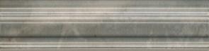 BLB044 Бордюр Багет Стеллине серый 20x5x19