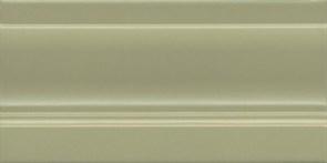 FMD032 Плинтус Турати зеленый светлый 20x10x13