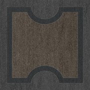 DL842100R/D Декор Базальто обрезной 80x80x11