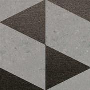 SBD040/SG1591 Декор Матрикс серый тёмный 20x20x8