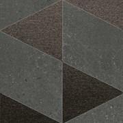 SBD045/SG1592 Декор Матрикс антрацит 20x20x8