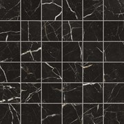 Allure Imperial Black Mosaic Lap/Аллюр Империал Блек Мозайка Шлиф 30x30 610110000460